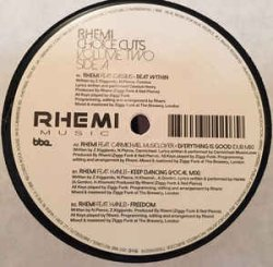 "画像1: RHEMI / CHOICE CUTS VOL.2 (12"")♪"