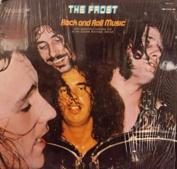 画像1: THE FROST / ROCK AND ROLL MUSIC (LP)♪