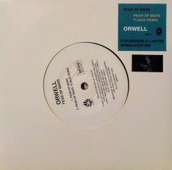 """画像1: ORWELL / FEAR OF MARS (7"""")♪"""